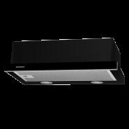 Встроенная кухонная вытяжка VS LIGHT 50 BLACK Maunfeld, УТ000008534, , 5 490 руб., УТ000008534, Maunfeld, Кухонные вытяжки встроенные