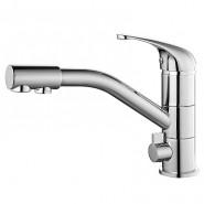 Смеситель для кухни с каналом для фильтрованной воды Milardo Davis, 215 мм, DAVSBF0M05