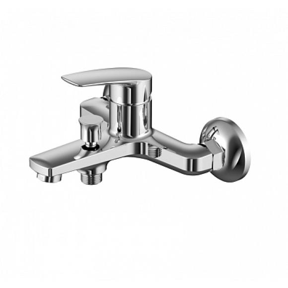 Смеситель для ванны Milardo Niagara, 102 мм, NIASB00M02