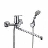 Смеситель для ванны Milardo Simp, 320 мм, SIMSB02M10, , 5 017 руб., SIMSB02M10, Milardo, Смесители с длинным изливом