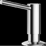 Дозатор OM-02-C-CH Omoikiri ОМ-02, 500 мл, 4995004, , 5 389 руб., 4995004, Omoikiri, Аксессуары для ванной комнаты