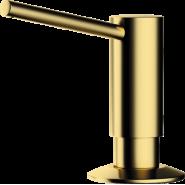 Дозатор OM-02-PVD-G Omoikiri ОМ-02, 500 мл, 4995005, , 5 389 руб., 4995005, Omoikiri, Аксессуары для ванной комнаты