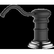 Дозатор ОМ-01-BL Omoikiri ОМ-01, 500 мл, 4995011, , 6 469 руб., 4995011, Omoikiri, Аксессуары для ванной комнаты
