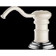 Дозатор ОМ-01-WH Omoikiri ОМ-01, 500 мл, 4995012, , 6 469 руб., 4995012, Omoikiri, Аксессуары для ванной комнаты