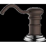 Дозатор ОМ-01-DC Omoikiri ОМ-01, 500 мл, 4995014, , 6 469 руб., 4995014, Omoikiri, Аксессуары для ванной комнаты