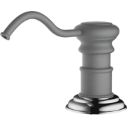 Дозатор ОМ-01-PL Omoikiri ОМ-01, 500 мл, 4995015, , 6 469 руб., 4995015, Omoikiri, Аксессуары для ванной комнаты