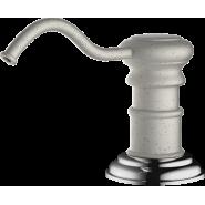 Дозатор ОМ-01-EV Omoikiri ОМ-01, 500 мл, 4995016, , 6 469 руб., 4995016, Omoikiri, Аксессуары для ванной комнаты