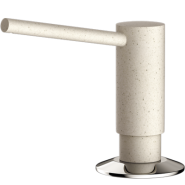 Дозатор ОМ-02-EV Omoikiri ОМ-02, 500 мл, 4995023, , 5 389 руб., 4995023, Omoikiri, Аксессуары для ванной комнаты