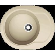 Мойка Manmaru 62-MA Omoikiri, 620х500 мм, 4993350, , 11 599 руб., 4993350, Omoikiri, Мойки гранитные
