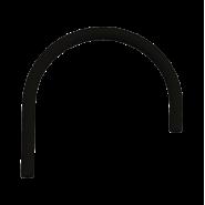Сменный гибкий шланг Kanto ОT-01-BL Omoikiri Pure Life, 4996003, , 3 949 руб., 4996003, Omoikiri, Комплектующие для смесителей