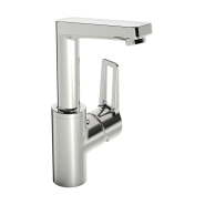 Смеситель для раковины Oras Twista, 130 мм, 3803F, , 14 802 руб., 3803F, Oras, Смесители для раковины