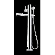 Напольный смеситель для ванны и душа Oras IL BAGNO ALESSI One by, 225 мм, 8550, , 281 744 руб., 8550, Oras, Смесители для ванны и душа