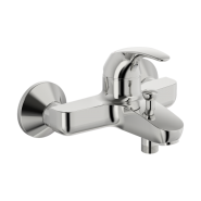 Cмеситель для ванны и душа Oras Polara, 155 мм, 1440Y, , 8 436 руб., 1440Y, Oras, Смесители для ванны и душа