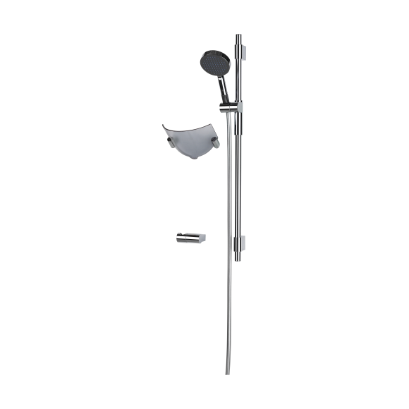 Душевой комплект Oras Hydra, 105 мм/740 мм, 390