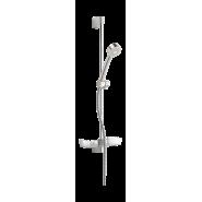 Душевой комплект Oras Apollo, 70 мм/650 мм, 520, , 4 213 руб., 520, Oras, Душевые гарнитуры