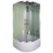 Душевой уголок Parly 90*90 см, Z90, , 14 029 руб., Z90, Parly, Душевые ограждения и шторки для ванн