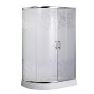 Душевой уголок Parly 120*80 см, Z121R, , 16 154 руб., Z121R, Parly, Душевые ограждения и шторки для ванн