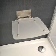 Сиденье для душа OVO-B-CLEAR Ravak OVO-B, B8F0000015, , 16 572 руб., B8F0000015, Ravak, Аксессуары для ванной комнаты