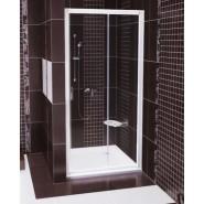 Двери душевые BLDP2-100 Ravak Blix, 0PVA0100Z1, , 39 823 руб., 0PVA0100Z1, Ravak, Душевые двери