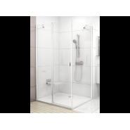 Душевая стенка CPS-90  Ravak Chrome, 9QV70U00Z1, , 23 450 руб., 9QV70U00Z1, Ravak, Душевые ограждения и шторки для ванн