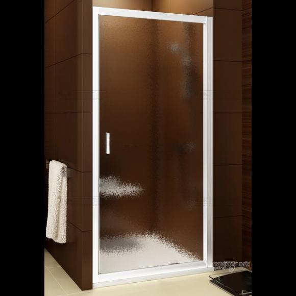 Двери душевые BLDP2-110 Ravak Blix, 0PVD0100ZG