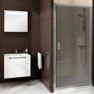 Двери душевые BLDP2-100 Ravak Blix, 0PVA0U00ZH, , 49 717 руб., 0PVA0U00ZH, Ravak, Душевые двери