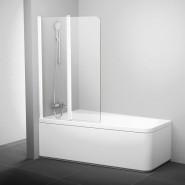 Шторка для ванны левая 10CVS2-100 Ravak 10°,  7QLA0103Z1, , 28 350 руб., 7QLA0103Z1, Ravak, Душевые ограждения и шторки для ванн