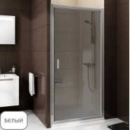Двери душевые BLDP2-110 Ravak Blix, 0PVD0100ZH, , 46 667 руб., 0PVD0100ZH, Ravak, Душевые двери