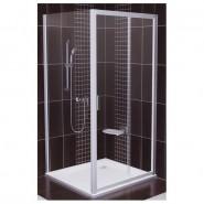 Душевая стенка BLPS-100 Ravak Blix, 9BHA0U00Z1, , 20 230 руб., 9BHA0U00Z1, Ravak, Душевые ограждения и шторки для ванн