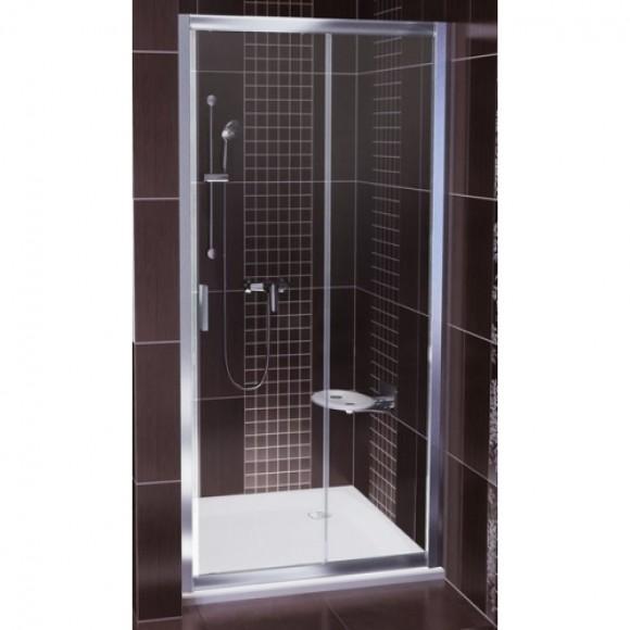 Двери душевые BLDP2-110 Ravak Blix, 0PVD0C00Z1