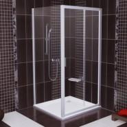 Душевая стенка BLPS-100 Ravak Blix, 9BHA0C00Z1, , 20 700 руб., 9BHA0C00Z1, Ravak, Душевые ограждения и шторки для ванн