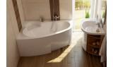 Ванна акриловая левая Ravak Asymmetric, 170х110, C481000000