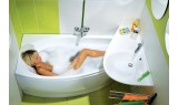 Ванна акриловая левая Ravak Avocado, 150х75, CT01000000