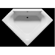 Ванна акриловая угловая AUSTIN Riho, BA11