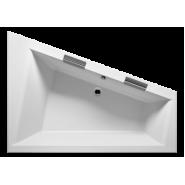 Ванна акриловая левая/правая DOPPIO Riho, BA91, , 74 944 руб., BA91, Riho, Ванны  акриловые асимметричные