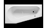 Ванна акриловая левая/правая DELTA Riho, BB81