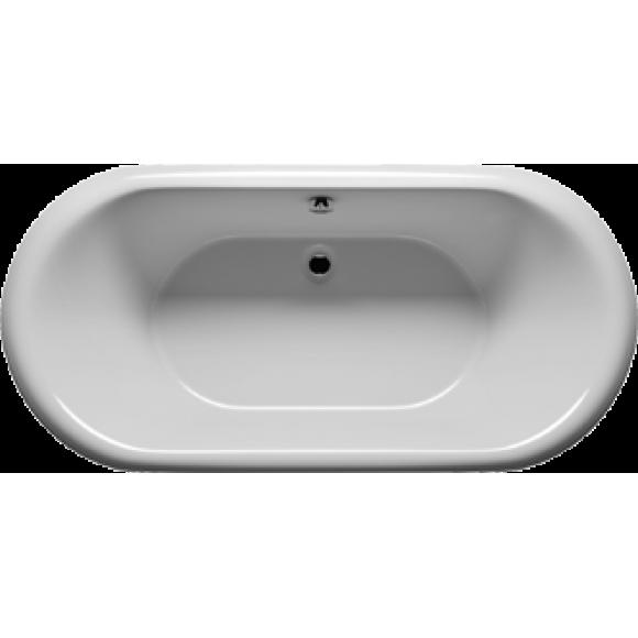 Ванна акриловая (Черная панель) DUA Riho, BD0166500000000