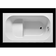 Ванна акриловая PETIT Riho, BZ25, , 19 560 руб., BZ25, Riho, Ванны акриловые прямоугольные