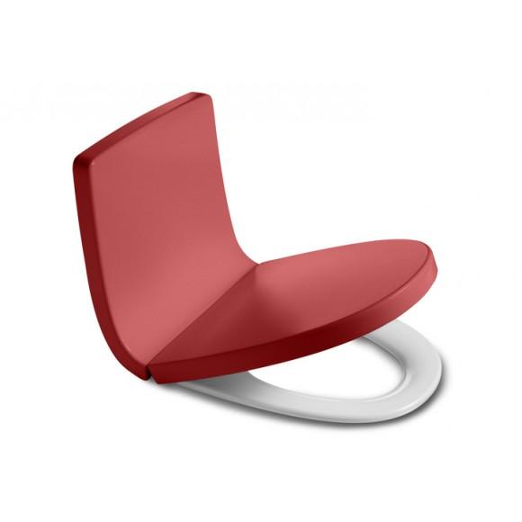 Крышка-сиденье для унитаза Roca Khroma с микролифтом, 801652F3T