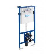 Инсталляционная система Roca Pro WC, 89009000K, , 9 824 руб., 89009000K, Roca, Инсталляции для унитазов