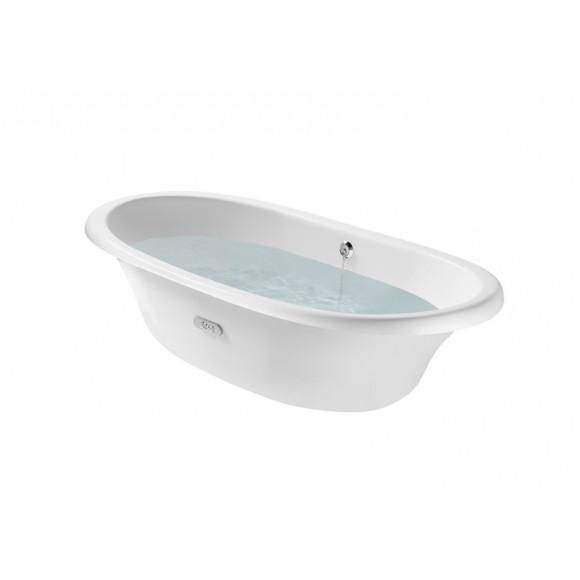 Ванна чугунная Roca Newcast White, 170*85 см, 233650007 (белый)