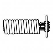 Теплообменник, WTW 28/18, , 115 000 руб., 76098, Stiebel Eltron, Комплектующие для Водонагревателей