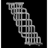 Полотенцесушитель водяной Terminus Ниагара, 850*930 мм, 32/20 , , 13 910 руб., 32/20 , Terminus, Водяные полотенцесушители