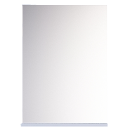 Зеркало Nice 50 см TOPLINE, ZNC 50, , 4 190 руб., ZNC 50, Topline, Мебель для ванных комнат