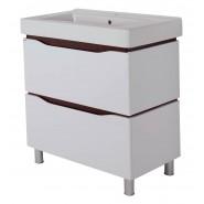 Тумба Senator 80-02 TOPLINE с раковиной, TS 80-02, , 25 070 руб., TS 80-02, Topline, Мебель для ванных комнат
