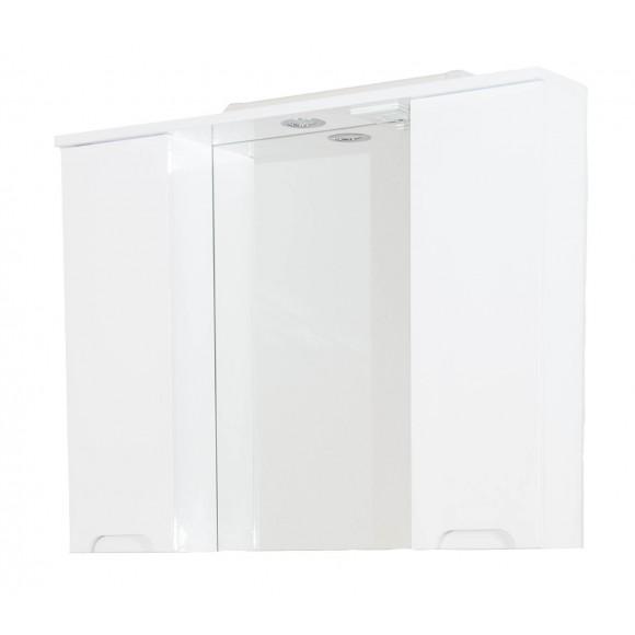 Шкаф-зеркало Rio 90х70 см TOPLINE, ZR 90-01R
