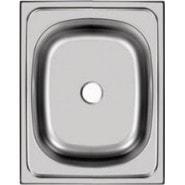 Раковина кухонная Стандарт Ukinox 50х40 см , , 710 руб., STD500.400 ---4C -C-, Ukinox, Мойки из нержавеющей стали