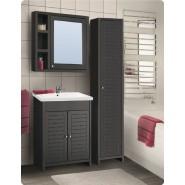 Зеркальный шкаф De Rossa Mocco 600, 600х820 мм, 12709, , 4 655 руб., 12709, De Rossa, Зеркальные шкафы