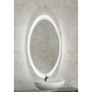 Зеркало Olivia Velvex, nOliv-1100, , 17 950 руб., nOliv-1100, Velvex, Овальные зеркала