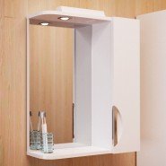 Зеркальный шкаф Belvento QUADRO 60 Velvex, пкBel5-60, , 5 950 руб., пкBel5-60, Velvex, Зеркальные шкафы